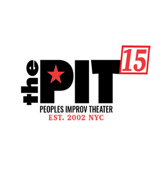 The Peoples Improv Theater Logo