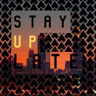Stay Up Late Collective Logo