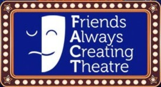 Friends Always Creating Theatre (FACT) Logo