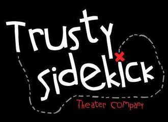 Trusty Sidekick Theater Company Logo