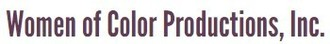 Women of Color Productions, Inc. Logo