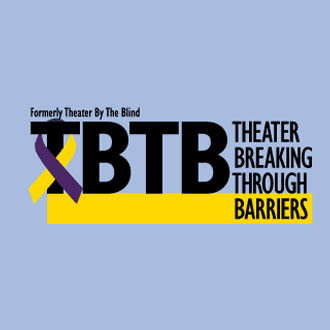 Theater Breaking Through Barriers Logo