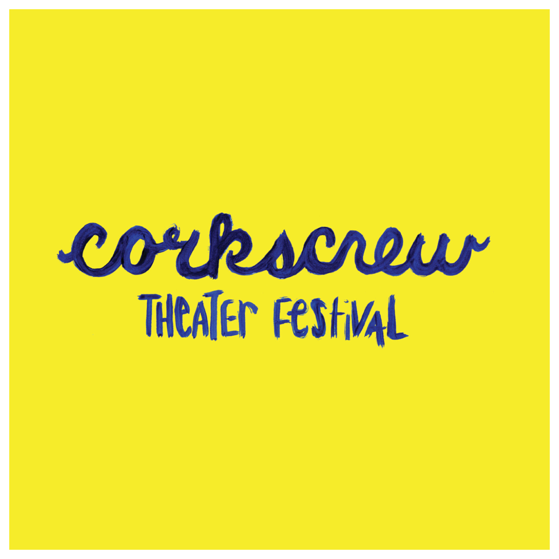 Corkscrew Theater Festival: Producer in Ex Habitus