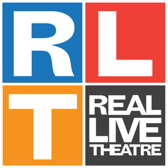 Real Live Theater Logo