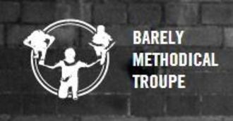 Barely Methodical Troupe Logo
