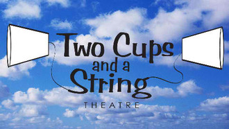 Two Cups and a String Theatre Logo