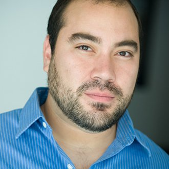 Jorge Chapa: Cast in Collected Shorts by Theresa Rebeck