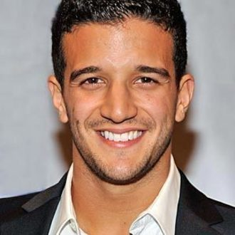 Mark Ballas: Frankie Valli in Jersey Boys