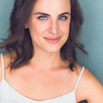 Mikaela Izquierdo: Diana Streatfield in Yours Unfaithfully