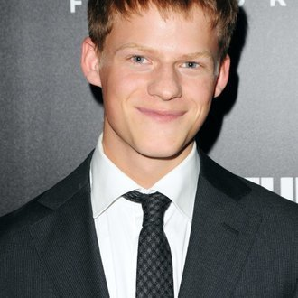 Lucas Hedges: Hench in Yen