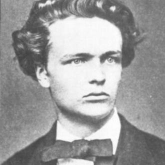 August Strindberg: Playwright in The Black Glove