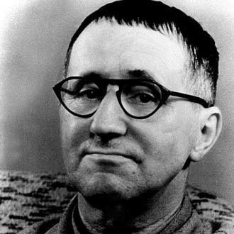 Bertolt Brecht: Playwright in The Resistible Rise of Arturo Ui (Phoenix Theatre Ensemble)