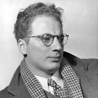 Clifford Odets: Playwright in Awake and Sing! (New Yiddish Repertory)