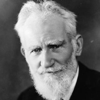 George Bernard Shaw: Playwright in Major Barbara (Helluva Theatre Company)