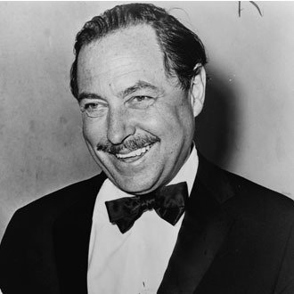Tennessee Williams: Playwright in In the Bar of a Tokyo Hotel