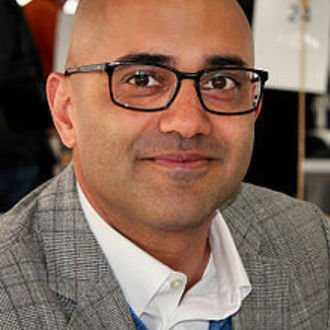 Ayad Akhtar: Playwright in Junk