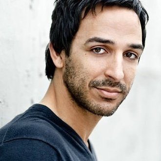 Amir Arison: Laertes in Hamlet (Waterwell)