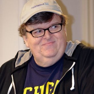 Michael Moore: Playwright in The Terms of My Surrender
