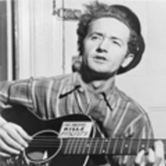 Woody Guthrie: Lyricist in Woody Sez: The Life & Music of Woody Guthrie