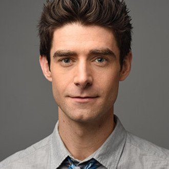 Drew Gehling: Dr. Pomatter in Waitress
