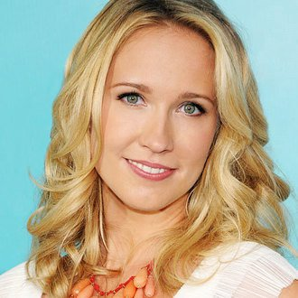 Anna Camp: Hazel in Time and the Conways