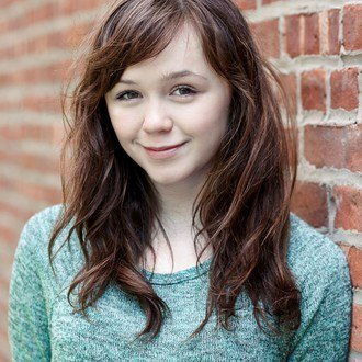 Emily Skeggs: Medium Alison in Fun Home