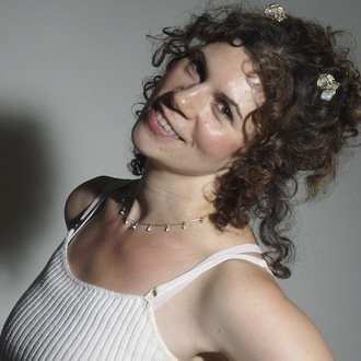 Elizabeth Barkan: Playwright in Bike Shop, The Musical