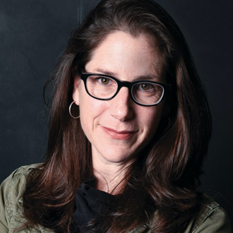 Anne Kauffman: Director in The Lucky Ones