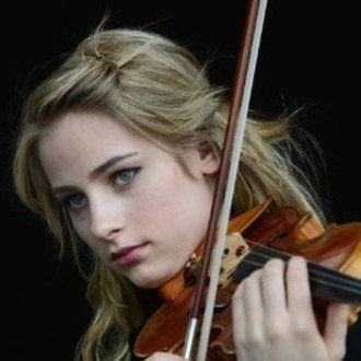 Mariella Haubs: Violinist in A Walk With Mr. Heifetz