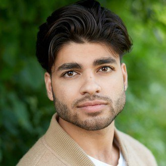 Ariyan Kassam: Cast in The Hendrix Project