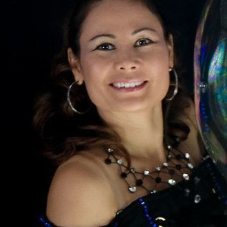 Ana  Yang: Cast in Gazillion Bubble Show