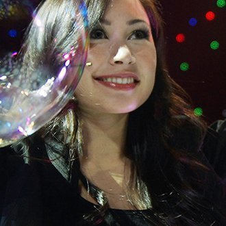 Melody  Yang: Cast in Gazillion Bubble Show