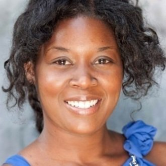 Angela Watson-Modeste: Aunt Em/Glinda in The Wiz