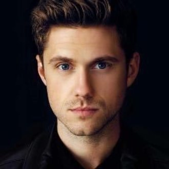Aaron Tveit: Christian in Moulin Rouge (Boston)