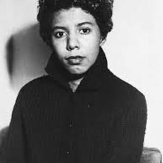 Lorraine Hansberry: Playwright in A RAISIN IN THE SUN (Harlem Rep 2016)