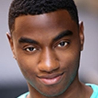 Jelani Alladin: Kristoff in Frozen the Musical (Broadway)