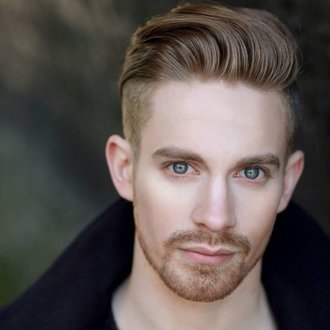 Elliot Balchin: Cast in The Judas Kiss