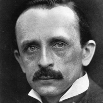 J.M Barrie: Playwright in Peter Pan