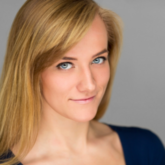 Julia Johnston: Diana in Charles & Diana: The Musical