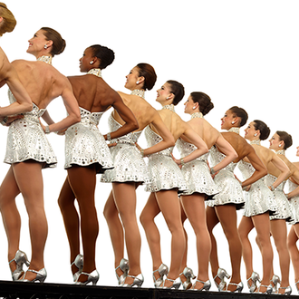 The Rockettes: The Rockettes in New York Spectacular