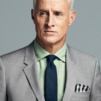 John Slattery: Hildy Johnson in The Front Page