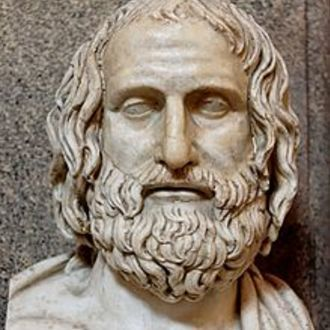 Euripides: Playwright in The Trojan Women