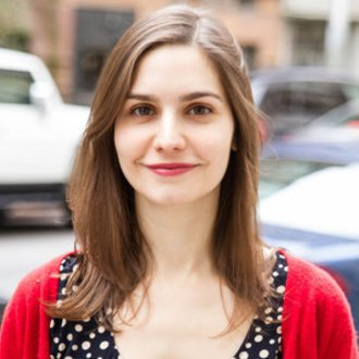 Marina Tempelsman: Playwright in Unpacking
